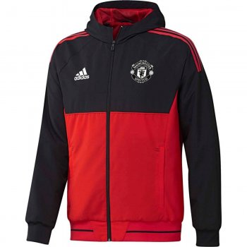 Adidas Manchester United 17/18 EU Presentation Jacket BS4307