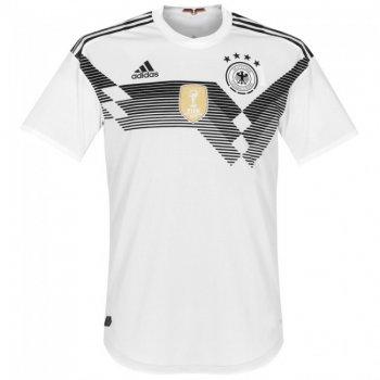 Adidas National Team 2018 World Cup Germany (H)  AU JSY BR7313+Player Nameset