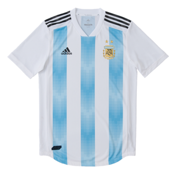 Adidas Argentina 2018 (H) S/S Authentic Jersey BQ9329