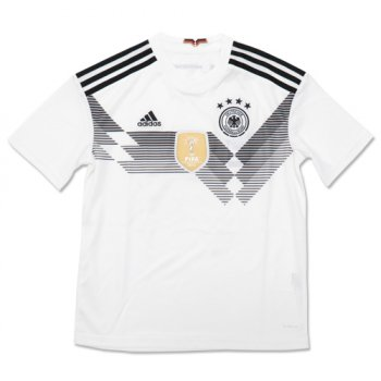 Adidas National Team 2018 World Cup Germany (H) Kids Jersey BQ8460