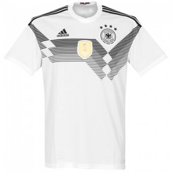 Adidas Germany 2018 (H) Men's Jersey BR7843 with Nameset