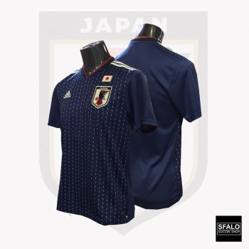 Adidas Japan 2018 (H) S/S Kid's Jersey BR3644