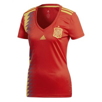 Adidas National Team 2018 Spain (H) WMS JSY BR2716
