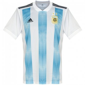 Adidas National Team 2018 World Cup Argentina (H) S/S Jersey BQ9324
