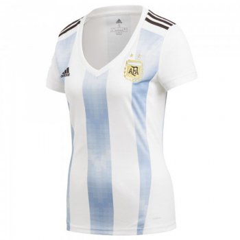 Adidas National Team 2018 World Cup Argentina (H) S/S Women's Jersey BQ9302