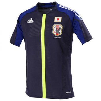Adidas National Team 2012 Japan (H) Futsal  FORMOTION  X49751 Size XO