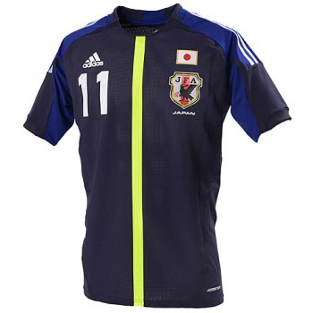 Adidas National Team 2012 Japan (H) Futsal  FORMOTION  X49751 +#11 KAZU  Size L
