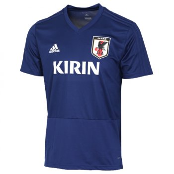 Adidas National Team 2018 World Cup Japan S/S Training CJ3964 (Japan Version)