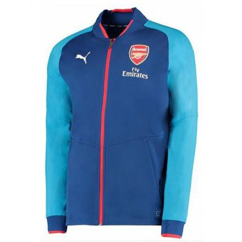 Puma Arsenal FC 17/18 Stadium Jacket - Blue 752656-02