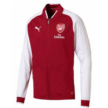 Puma Arsenal FC 17/18 Stadium Jacket - Red 752656-03