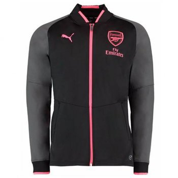 Puma Arsenal FC 17/18 Stadium Jacket - Black 752656-05
