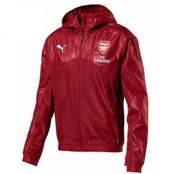 Puma Arsenal FC 17/18 Vent Thermo-R Jacket - Red 753336-03