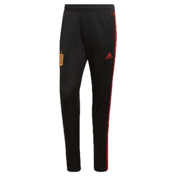 Adidas National Team 2018 Spain Training Pants - Black CE8814