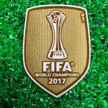 FIFA Club World Cup 2017 Champion Badge