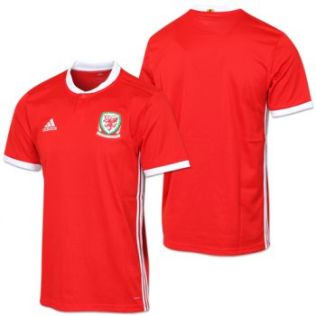 Adidas National Team Wales 2018 (H) S/S BP9982