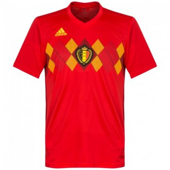 Adidas National Team World Cup 2018 Belgium (H) S/S BQ4520