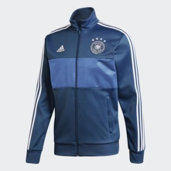 Adidas National Team 2018 Germany 3-Stripe Jacket -  CD4298
