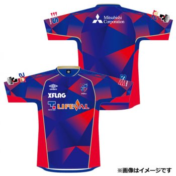 Umbro F.C. Tokyo FC東京 2018 (H) S/S UDS6819H