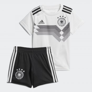 Adidas National Team 2018 World Cup Germany (H) BABY KIT BR7839