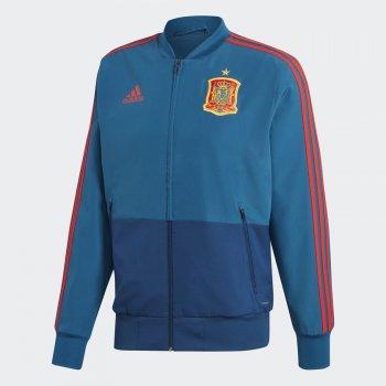 Adidas National Team 2018 Spain Presentation Jacket CE8838
