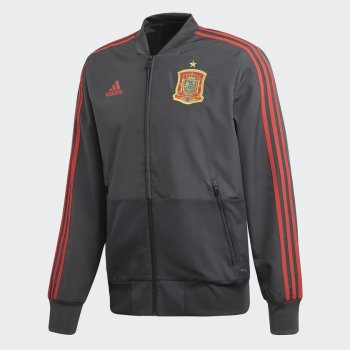 Adidas National Team 2018 Spain Presentation Jacket CE8839