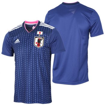 Adidas Japan 2018 (H) S/S Women's Jersey BR3606