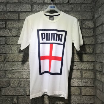 Puma Forever Football Country Cotton Tee England 752649-11