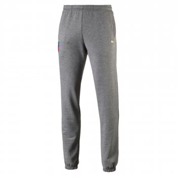 Puma FIGC Italia Sweat Pants - Grey 752610-06