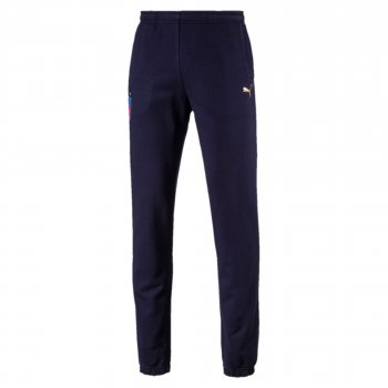 Puma FIGC Italia Sweat Pants - Peacoat 752610-10