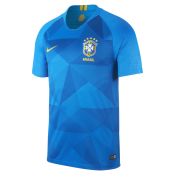 Nike National Team 2018 Brasil CBF (A) S/S Jersey 893855-453