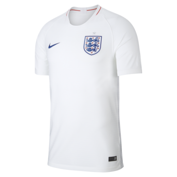 Nike National Team 2018 England (H) S/S Jersey 893868-100 + Player Nameset