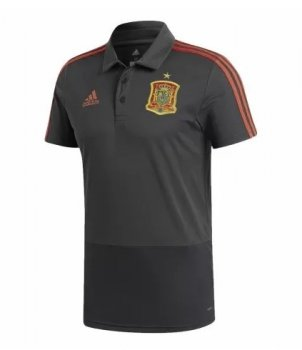 Adidas Spain 2018 Polo Shirt CE8812