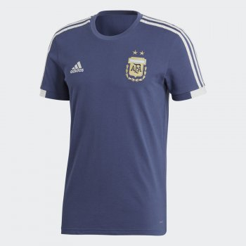 Adidas Argentina 2018 Remera AFA Tee (Blue) CF2629
