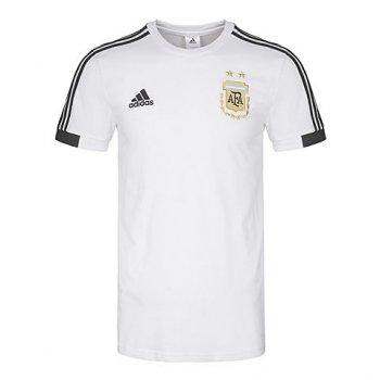 Adidas Argentina 2018 Remera AFA Tee (White) CF2630