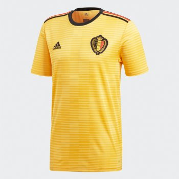 Adidas National Team World Cup 2018 Belgium (A) S/S BQ4536