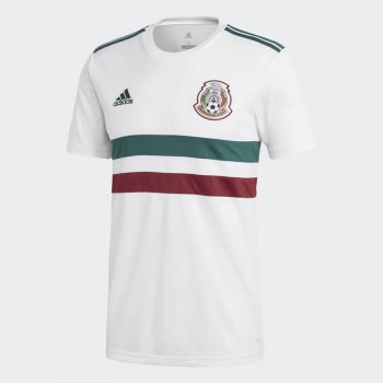 Adidas National Team World Cup 2018 Mexico (A) S/S Jersey BQ4689