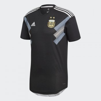 Adidas National Team 2018 Argentina (A) S/S Authentic Jersey BQ9360