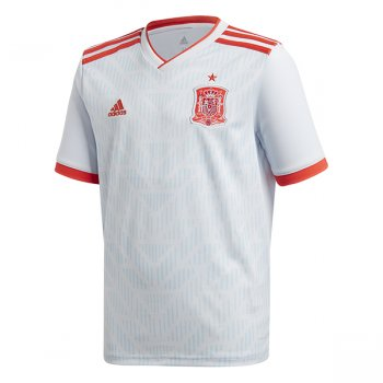 Adidas National Team 2018 Spain (A) Jersey BR2697 with Nameset