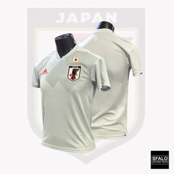 Adidas Japan 2018 (A) S/S Authentic Jersey BR3608