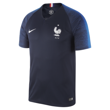 Nike National Team 2018 France (H) S/S Jersey 893874-451