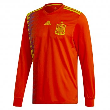 ADIDAS World Cup Spain 2018 (H) JSY L/S BR2722