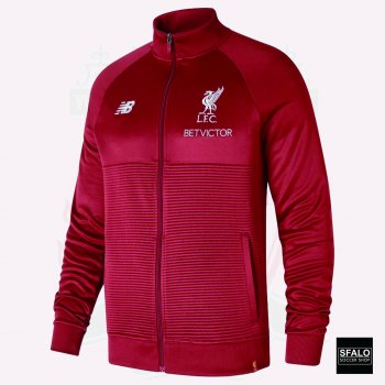 New Balance Liverpool 18/19 ELITE TRG WLK JKT (RED)