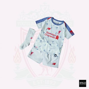 New Balance Liverpool 18/19 (3rd) Mini-Set Jersey