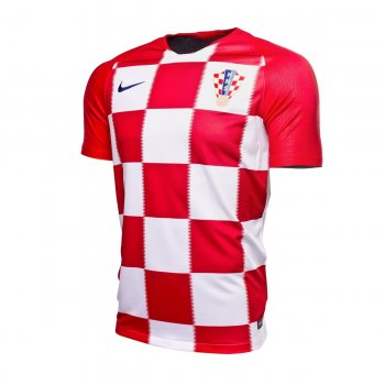 Nike National Team 2018 Croatia (H) S/S Jersey with Nameset 893865-657