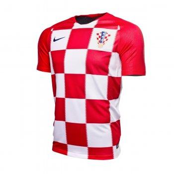 Nike National Team 2018 Croatia (H) S/S Jersey with Nameset 893865-657