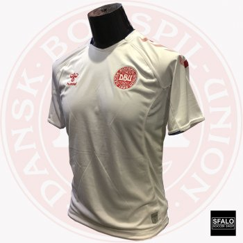 Hummel Denmark 2018 World Jersey (H) S/S 202577-9001