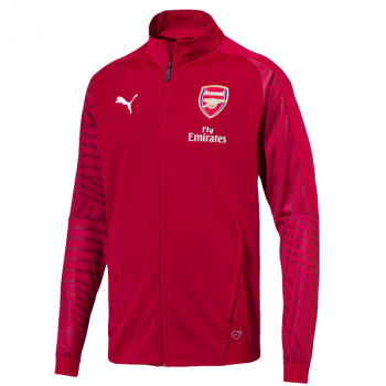 Puma Arsenal FC 18/19 Stadium Jacket - Red 753252-13