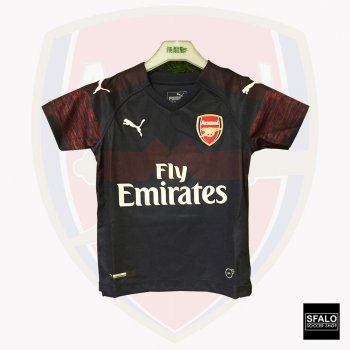 Puma Arsenal FC 18/19 (Away) S/S Kids Jersey 753215 13