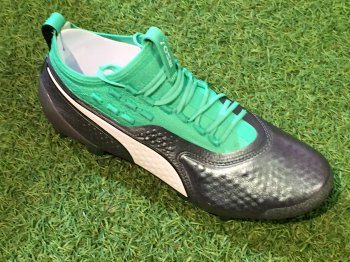 Puma boots PUMA ONE 1 IL LTH FG/AG 104925-01