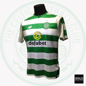New Balance Celtic 18/19 (H) S/S Jersey MT830058